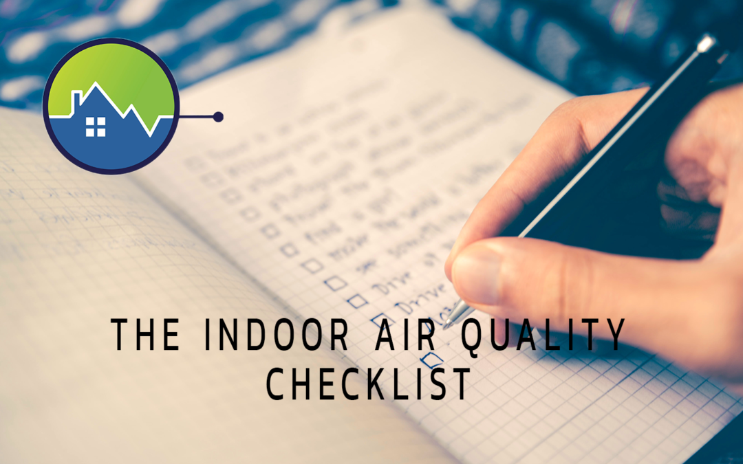 The Indoor Air Quality Checklist